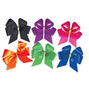 Double Satin Bows - Package of 50