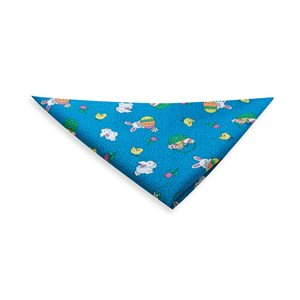 Easter Holiday Bandannas - Bunny Patch