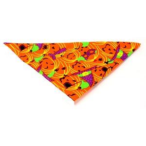 Halloween Holiday Bandannas - Pumpkin Patch