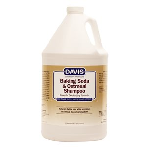 Baking Soda & Oatmeal Shampoo, Gallon