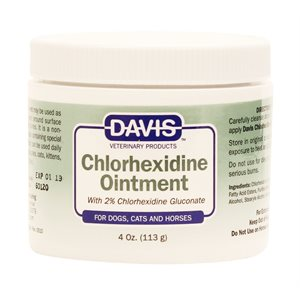 Chlorhexidine Ointment, 4 oz.