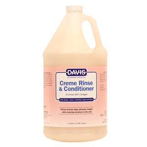 Creme Rinse and Conditioner, Gallon
