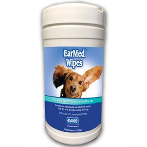 EarMed Wipes - 50ct