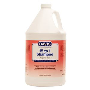 15 To 1 Shampoo - Gallon