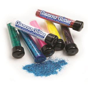 Glamour Glitter- Black