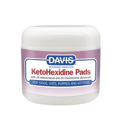 KetoHexidine Pads - 50 ct