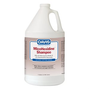 MicoHexidine Shampoo, Gallon