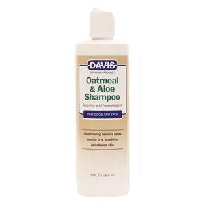 Oatmeal & Aloe Shampoo, 12 oz.