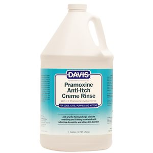 Pramoxine Anti-Itch Creme Rinse, One Gallon