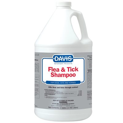 Flea & Tick Shampoo, Gallon