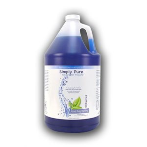 Pure Planet Coat Brightening Shampoo, Gallon