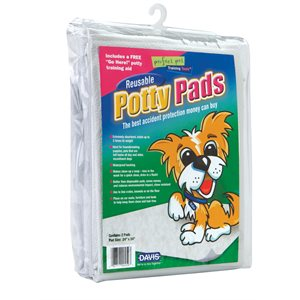 Reusable Potty Pads