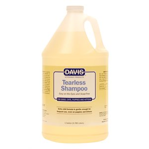 Tearless Shampoo, Gallon
