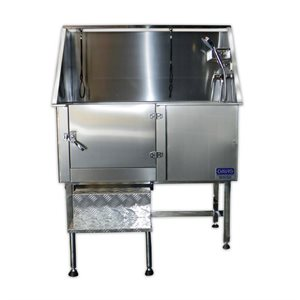 Davis Stainless Steel TUB with Hinged door